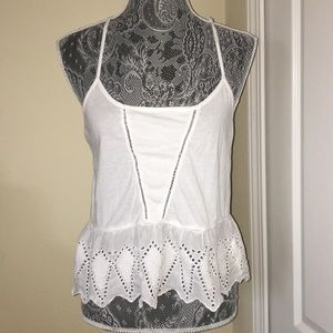 Tops - NWOT Detailed Camisole